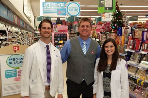 nsu college of pharmacy students develop community program