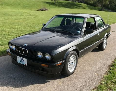 1991 bmw 318is for sale 40k mile 1991 bmw 318is for sale on bat auctions sold