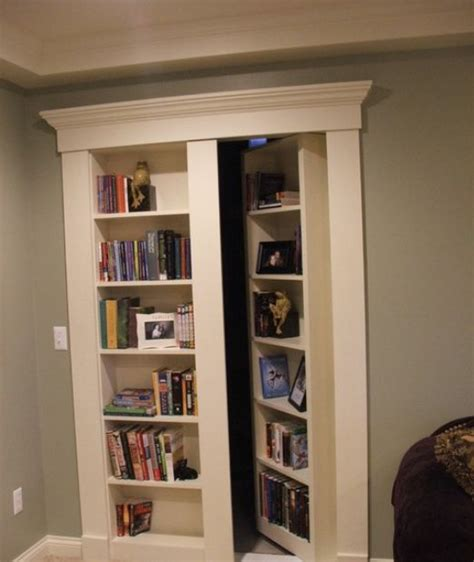 pdf plans hide a door bookshelf woodworking okc