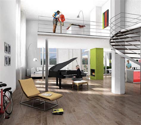 Was Ist Eine Loftwohnung by Wohnen Soll Erlebnisqualit 228 T Haben Haus Garten