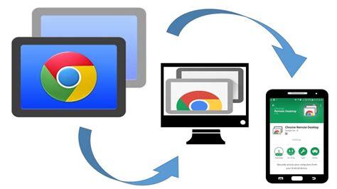 for rdp access how to setup chrome remote desktop chrome step by step