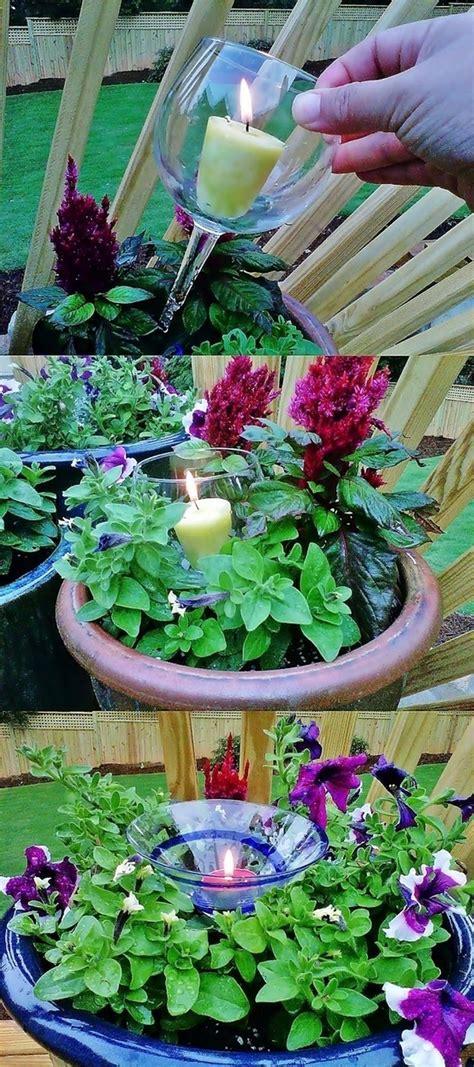creative diy gardening ideas  recycled items