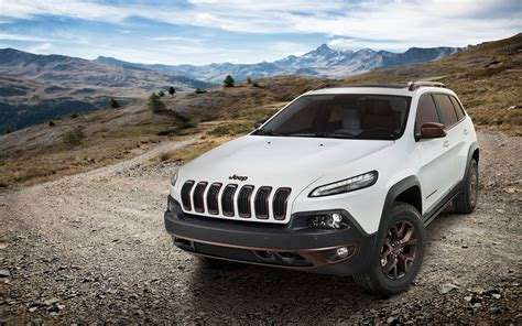 jeep cherokee sageland concept  wallpaper hd car