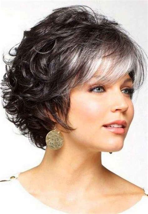 40 year old woman with short grey hair hairstyles for women over 40 google search hair styles