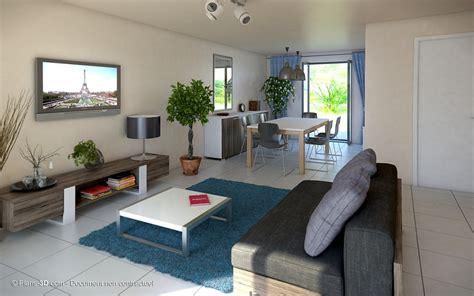 Créer Sa Cuisine En 3d 3172 by Cuisine 226 183 Perspectives D Int 195 169 Rieur Appartement Maison