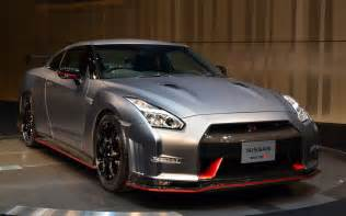 Godzilla Nissan Tokyo Nissan Gt R More Power For Godzilla 2015
