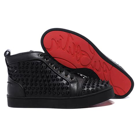 mens louboutin sneakers guess what yep thats right designed by christian