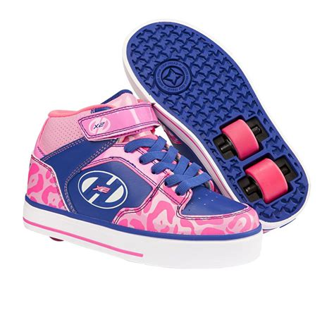 heelys shoes for sale heelys x2 shoes pink blue free uk delivery on