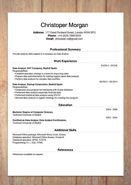 contemporary 10 minute resume builder motif resume ideas