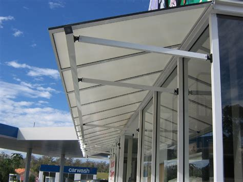 aluminium awnings sydney aluminium louvres and awnings by carbolite sydney door