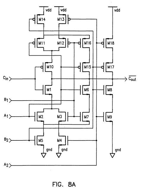 4 bit ripple carry adder circuit diagram circuit and
