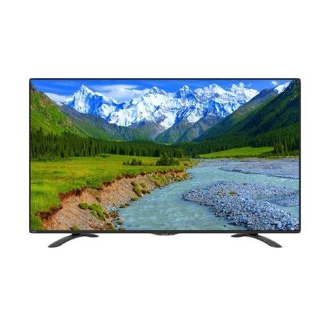 Led Tv Sharp 60 Inch Lc 60le275x 60le275 Dvb T2 Hd Usb jual sharp lc 60le275x tv led 60 inch hd
