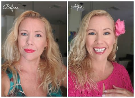 before and after piks of ion brilliance ion color brilliance permanent creme review 10a lightest