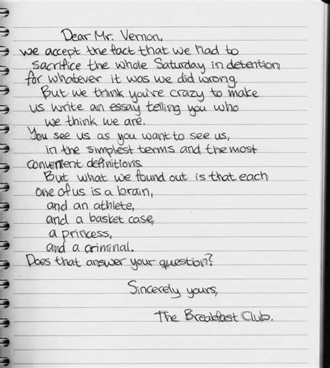 The Breakfast Club Essay by Breakfast Club Essay Breakfast Club Gcse Media Studies Marked By Teachers Ayucar