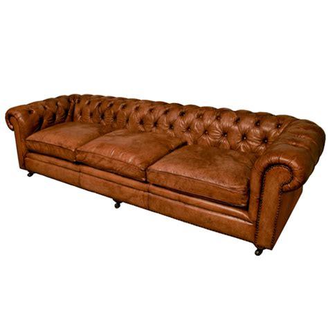 Fy Gogo chester leather sofa gogo fy