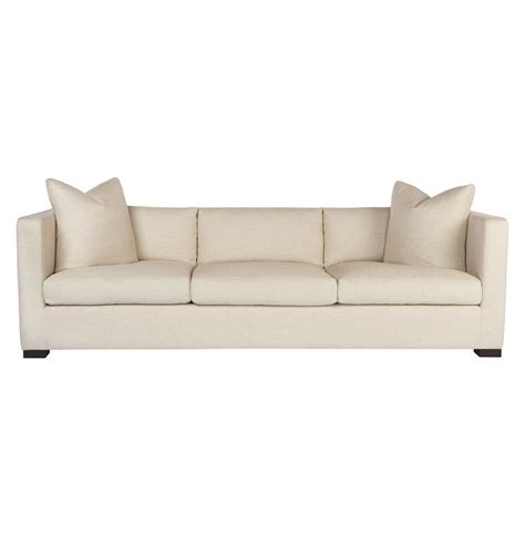 feather sofa agosto modern classic feather cloud oatmeal down blend