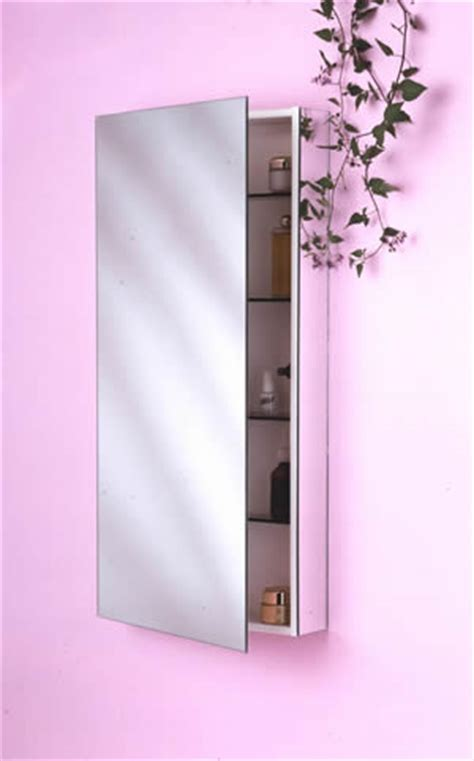 Basco Medicine Cabinets Basco Incorporated Slim Line Surfaced Mounted Series