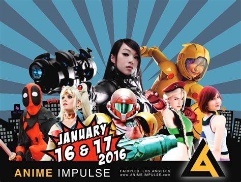 Anime Impulse by Anime Impulse Brings Some Heavy Hitters In