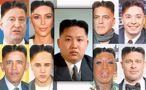 what haircuts are allowed in north korea kim jong un haircut north korea celebrity style jpg 635