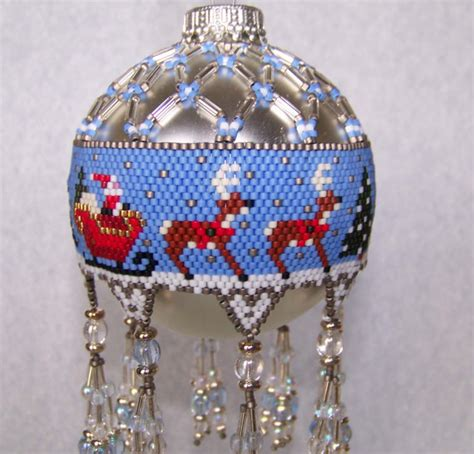 beaded ornaments patterns lookup beforebuying