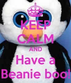 calm beanie boo poster ben calm matic