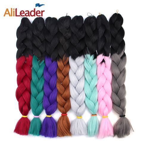 afro braiding hair color 30 alileader 12 colors ombre crochet braids xpressions