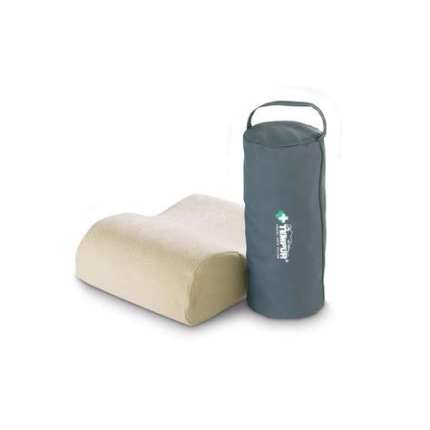 cuscini ergonomici awesome cuscino da viaggio tempur ergonomico with cuscino