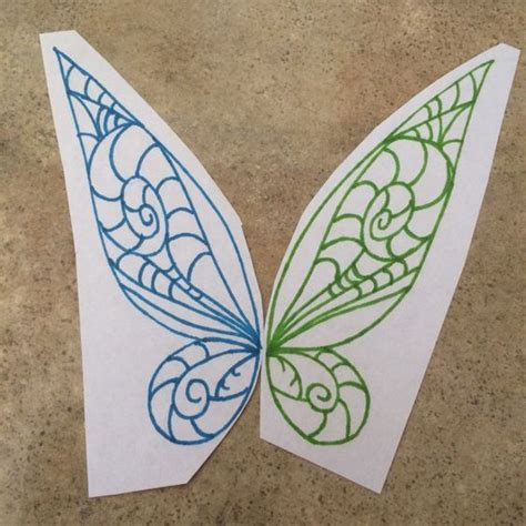 periwinkle tattoo designs so tinkerbell and periwinkle exact wings since they