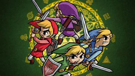 legend of four swords the legend of four swords anniversary edition free