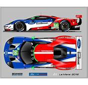 FORD GT Le Mans 2016 …  40 Pinterest Ford