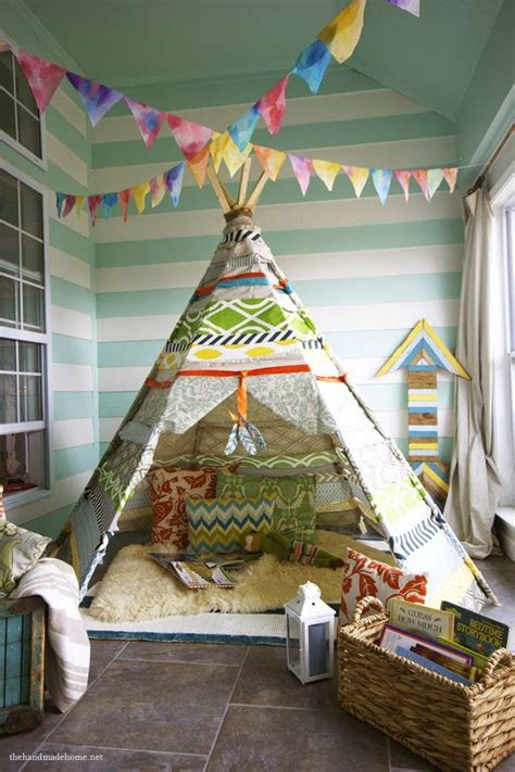 kids teepee moon to moon childrens room inspiration teepee den s