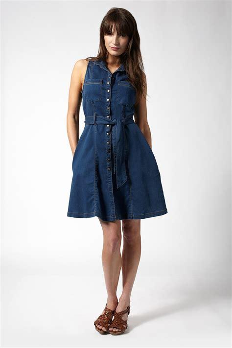 Bv Dress Santico 1 san fran denim dress great plains