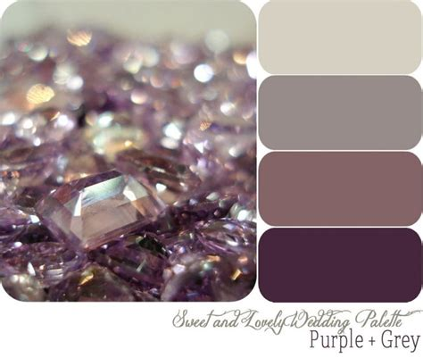 gray purple color 25 best ideas about purple color schemes on pinterest