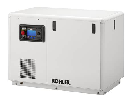 kohler launches new tier 3 diesel marine generators