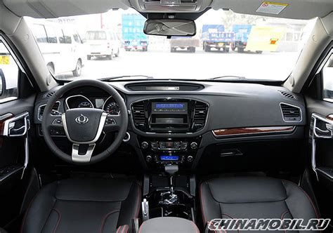 Geely Emgrand Interior by Interior Of Geely X7 Sport Edition 2015