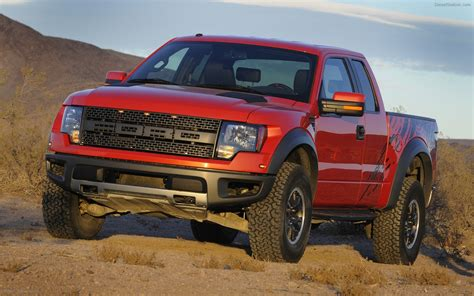 truck ford raptor ford f150 svt raptor widescreen exotic car wallpapers 08