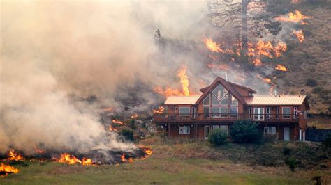 wildland season is upon us mitigating strategies