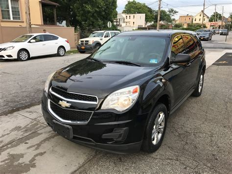 used chevrolet equinox 2010 used 2010 chevrolet equinox ls suv 6 990 00