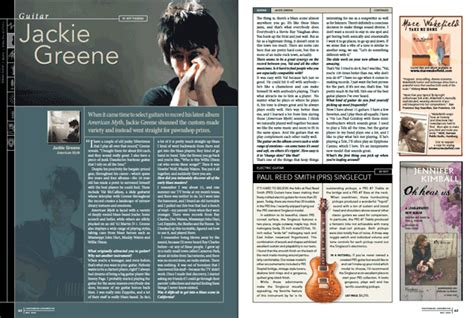 Or Jacqueline Green Pdf Jackie Greene In Performing Songwriter Magazine