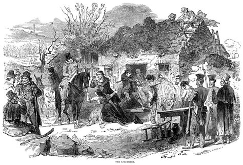 hunger on trial an activity on the potato famine