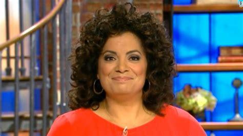 cnn michaela pereiras hair cnn anchor talks about finding her identity new day