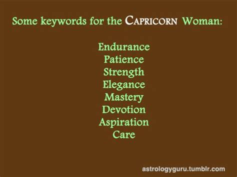 quotes about capricorn woman quotesgram