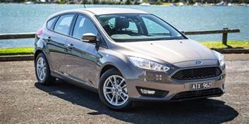 2017 ford focus trend review caradvice