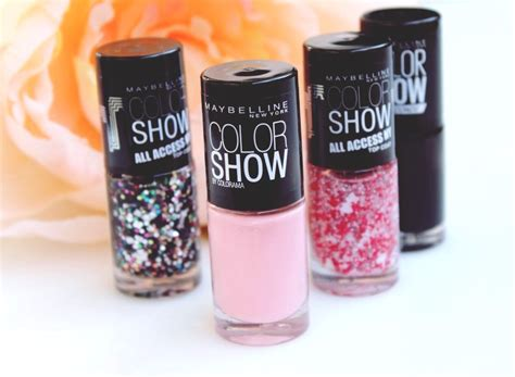 Maybelline Newyork Baby Color maybelline color show limited collection quot all access ny