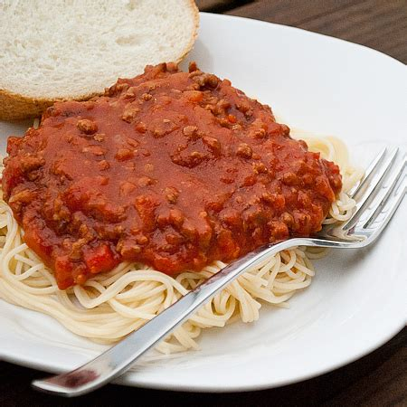easy pasta sauce simple spaghetti recipe dishmaps