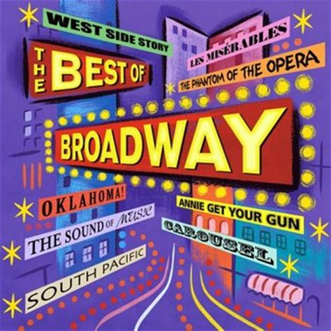 broadway best the best of broadway cd 2002 records