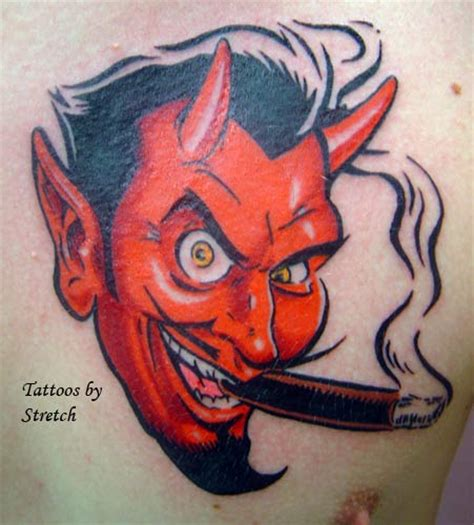 devil design tattoo free pictures tattoos designs pictures