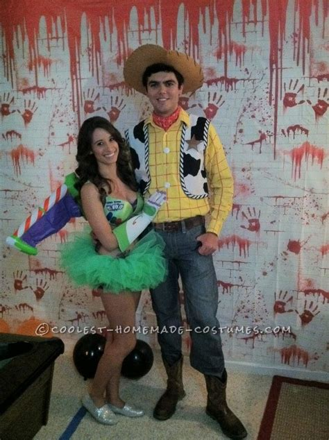 Best Handmade Costumes - for diy costume woody and buzz and