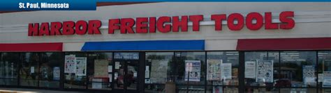 harbor freight tools st paul mn