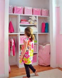Kids Closet Organizer System - closet organization